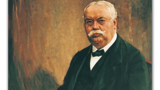 August Oetker, Alman iş adamı, kabartma tozunun mucidi ve Dr. Oetker firmasının kurucusu (ÖY-1918) tarihte bugün