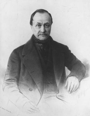 Auguste Comte, Fransız matematikçi (DY-1798) tarihte bugün