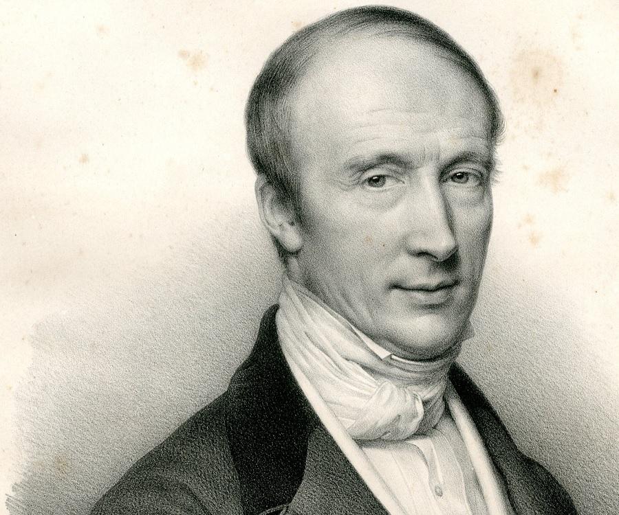 Augustin Louis Cauchy, Fransız matematikçi (ÖY-1857) tarihte bugün
