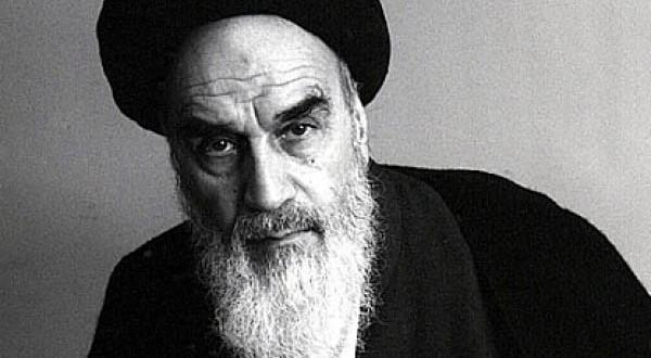 Ayetullah Humeyni, iran dini lideri (DY-1902) tarihte bugün
