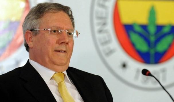 Aziz Yıldırım, Fenerbahçe Spor Kulübü başkanı