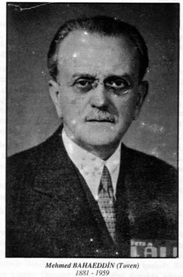 Mehmed Baha Toven,  dil bilimci tarihte bugün