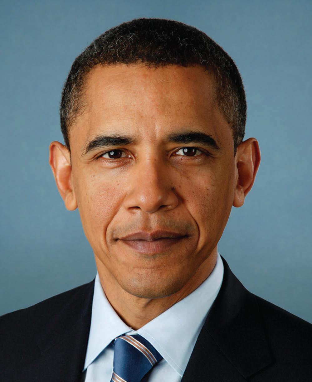 Barack Obama, 44. ABD başkanı tarihte bugün
