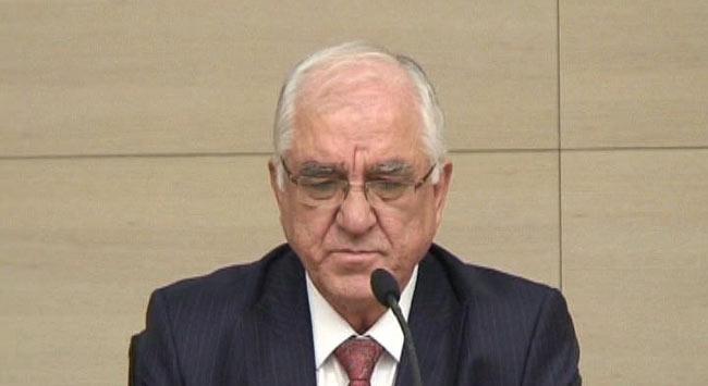Savcı Muammer Akkaş'ın görevden alınmasıyla ilgili açıklama yapan Başsavcı Turan Çolakkadı:
