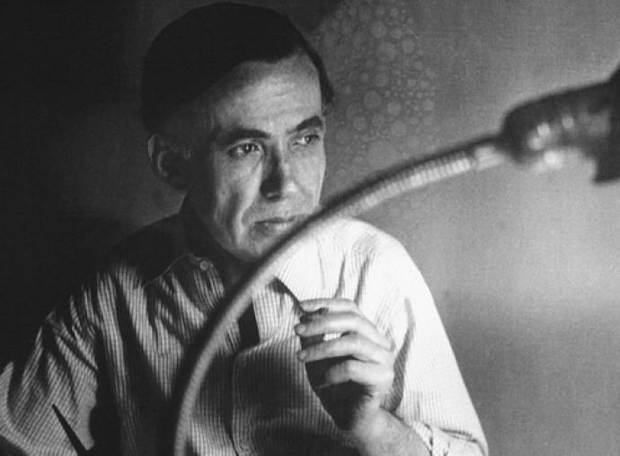 Behçet Necatigil, şair ve yazar (ÖY-1979) tarihte bugün