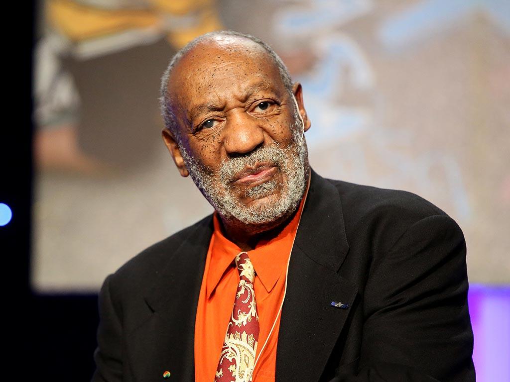 Bill Cosby, Amerikalı komedyen tarihte bugün