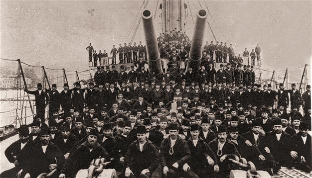 I. Dünya Savaşı başladı. tarihte bugün