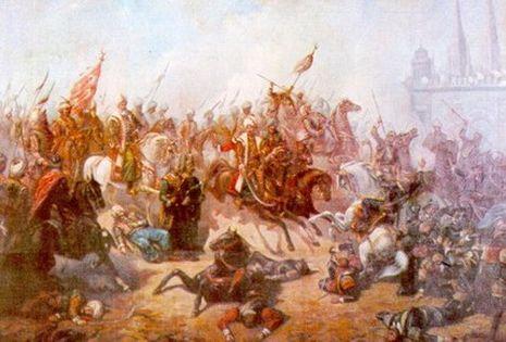 Kanuni Sultan Süleyman komutasındaki Osmanlı ordusu Viyana'yı kuşatmaya aldı. tarihte bugün