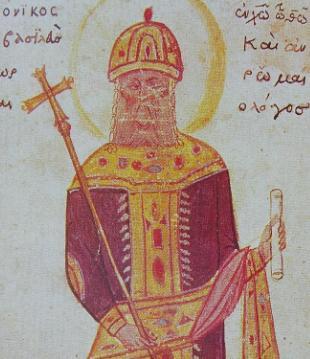 III. Andronikos Palaiologos, Bizans imparatoru (DY-1296) tarihte bugün