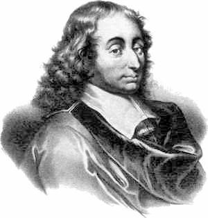 Blaise Pascal, Fransız matematik profesörü (DY-1623) tarihte bugün