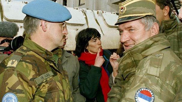 Bosna Srebrenitsa Kasabı Mladiç ömür Boyu Hapis Cezası Aldı