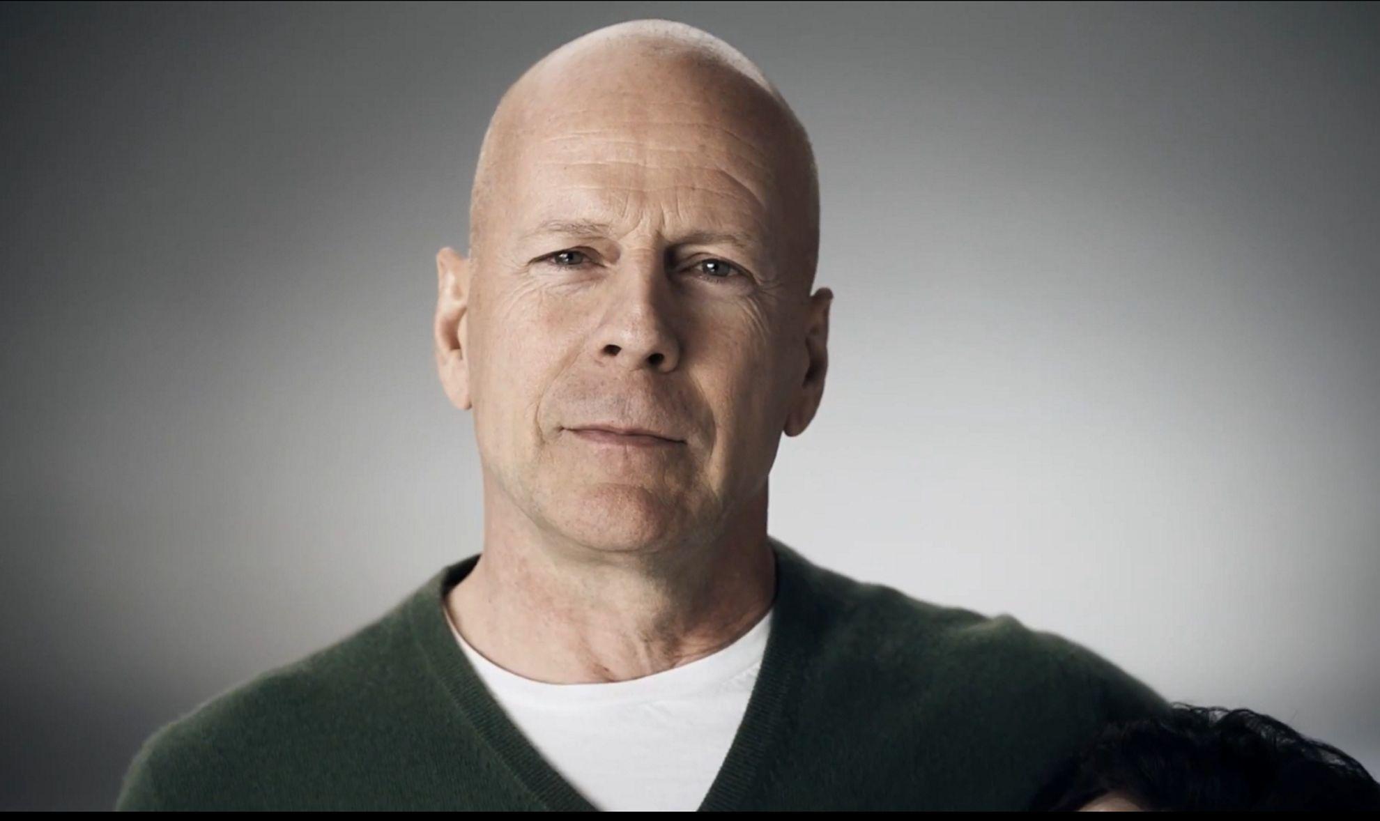Bruce Willis, Amerikalı sinema oyuncusu tarihte bugün