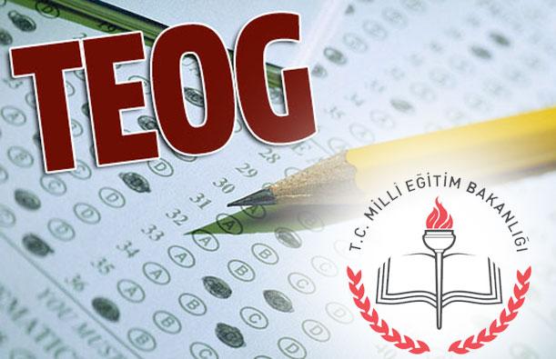 Milli Eğitim Bakanı İsmet Yılmaz Bu sene TEOG sınavının yapılmayacağını açıkladı. tarihte bugün