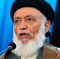 Burhaneddin Rabbani, Afganistanın eski devlet başkanı (DY-1940) tarihte bugün