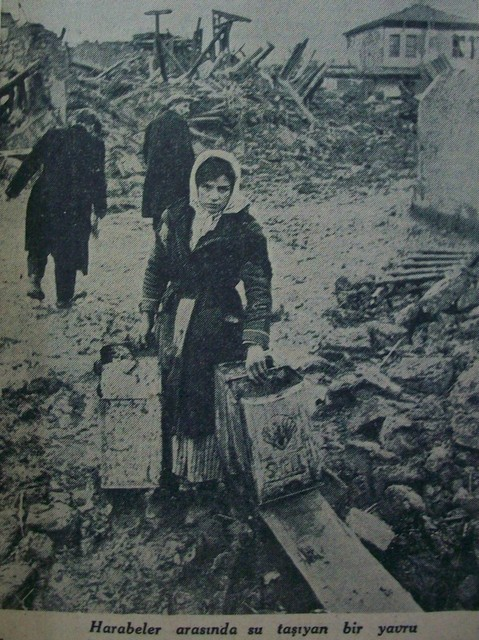 Büyük Erzincan depremi