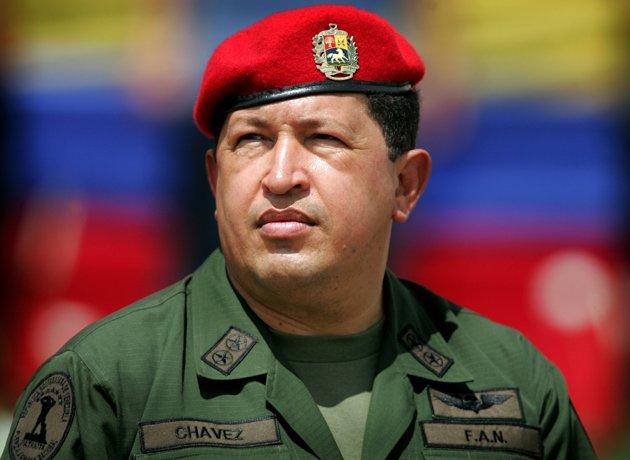 Venezuelalı politikacı ve ülkenin devlet başkanı, Venezuela Birleşik Sosyalist Partisi'nin (PSUV) lideri olan Chávez hayatını kaybetti.   tarihte bugün