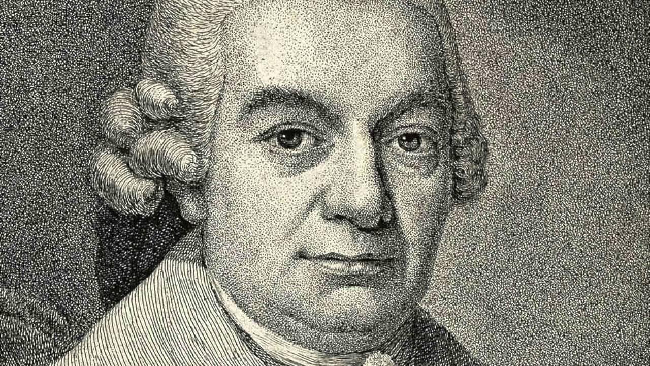 Carl Philipp Emanuel Bach, Alman besteci (DY-1714) tarihte bugün
