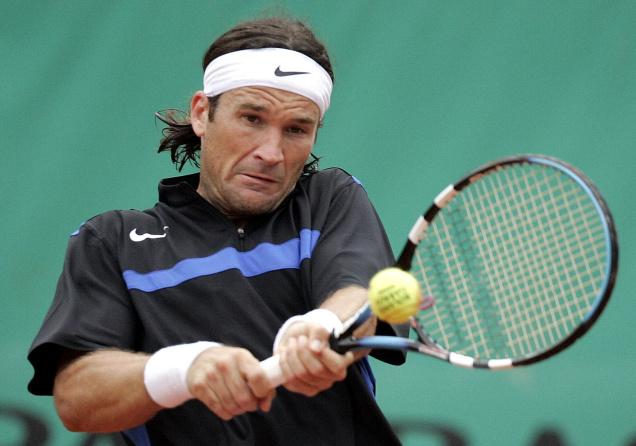 Carlos Moya, ispanyol tenisçi tarihte bugün