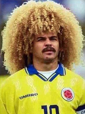 Carlos Valderrama Kolombiyalı futbolcu tarihte bugün