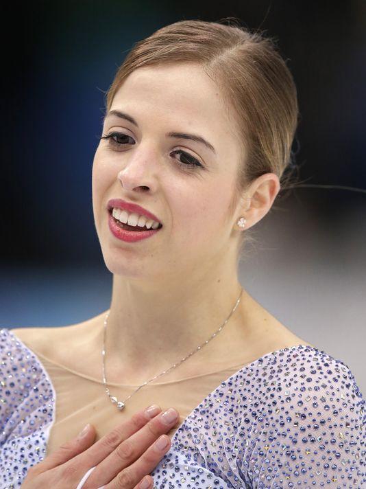 Carolina Kostner, italyan buz patenci tarihte bugün