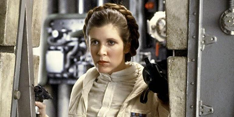 Yıldız Savaşları serisinde rol alan oyuncu Carrie Fisher,  tedavi gördüğü hastanede hayatını kaybetti. tarihte bugün