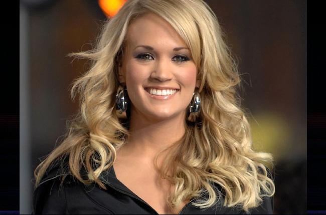 Carrie Underwood, Amerikalı şarkıcı tarihte bugün