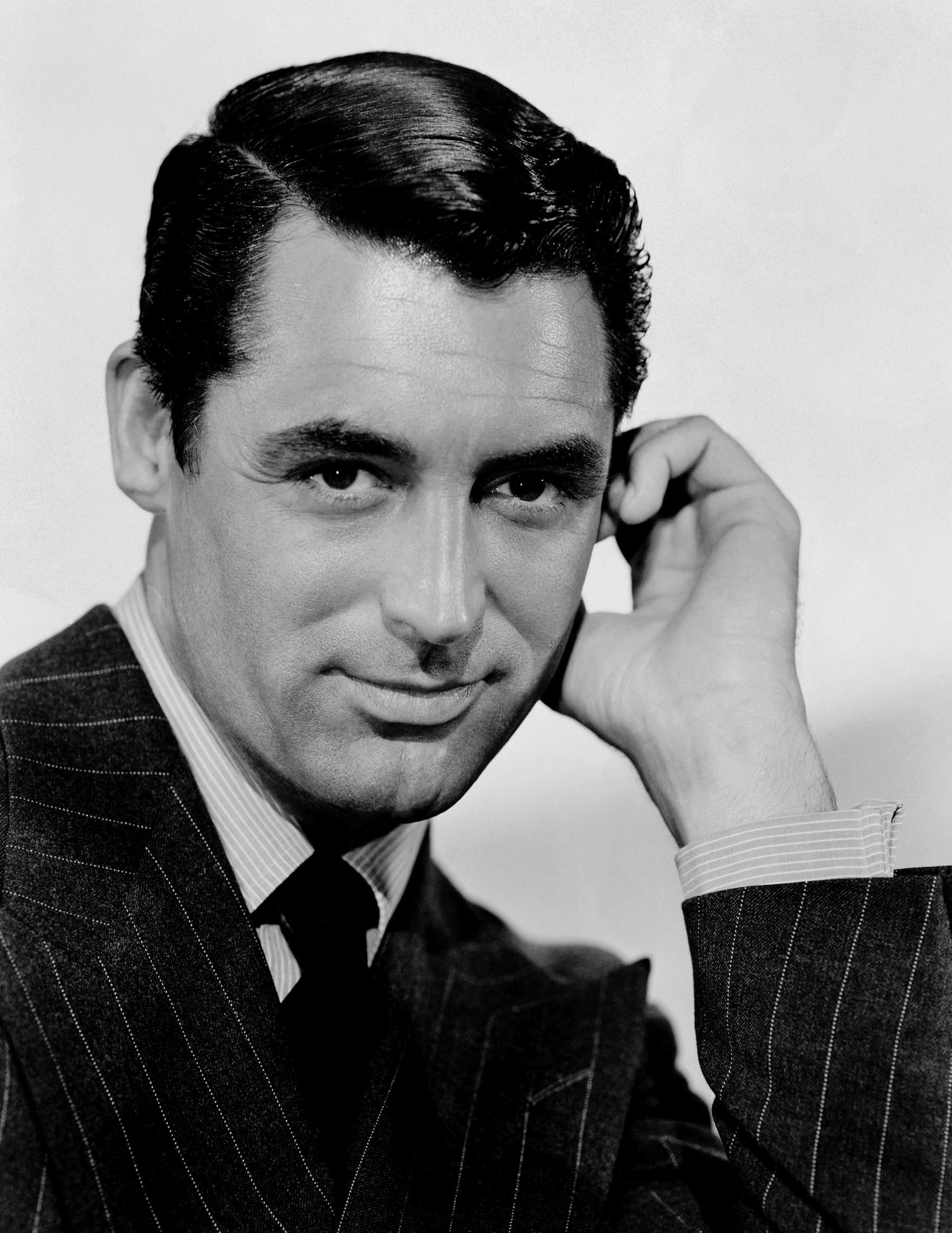 Cary Grant, sinema oyuncusu. tarihte bugün