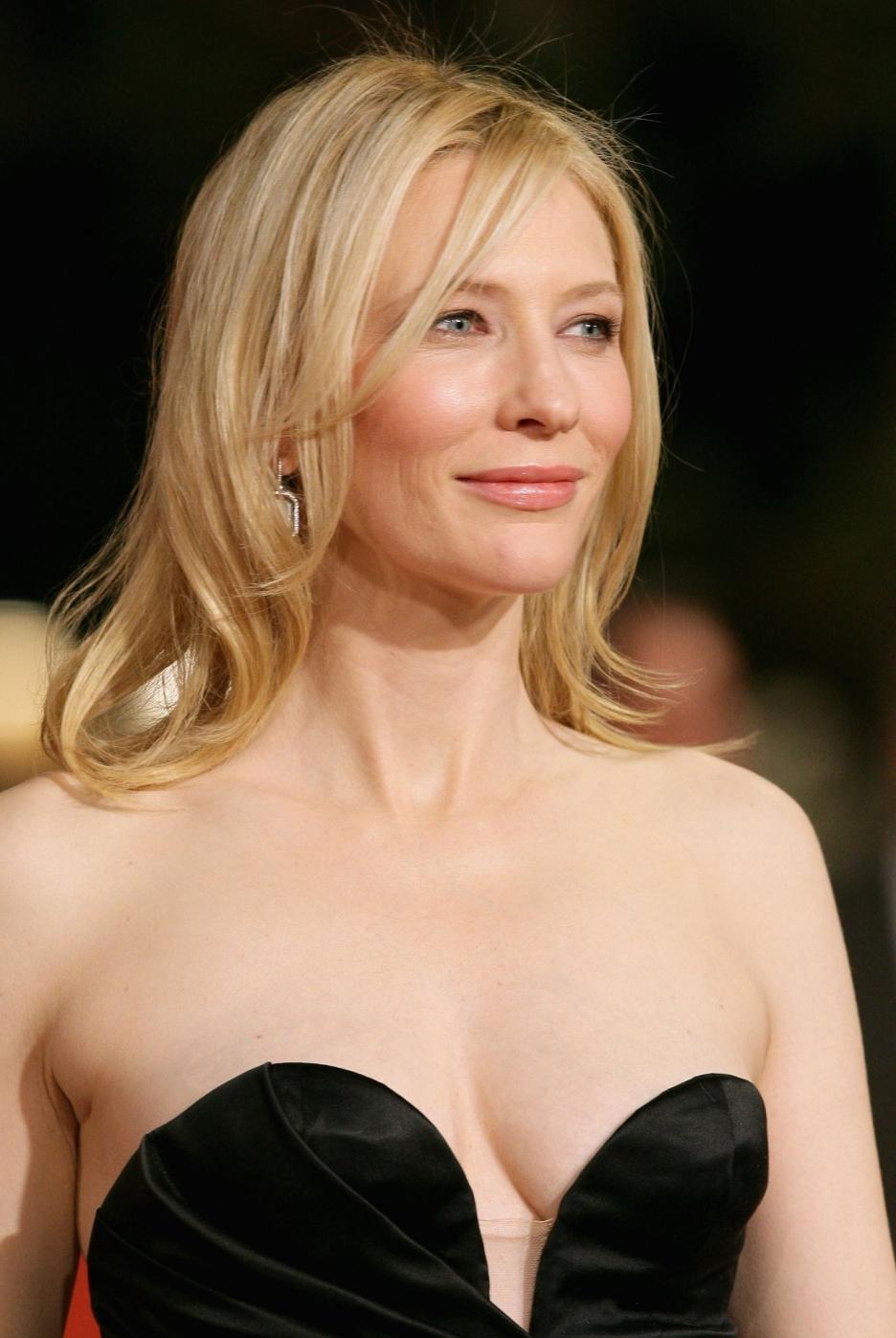 Cate Blanchett Kimdir Doğdu