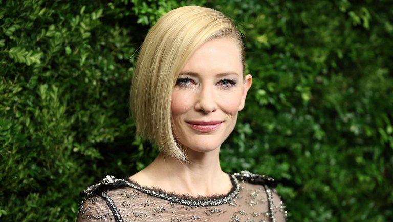 Cate Blanchett, Avustralyalı oyuncu tarihte bugün