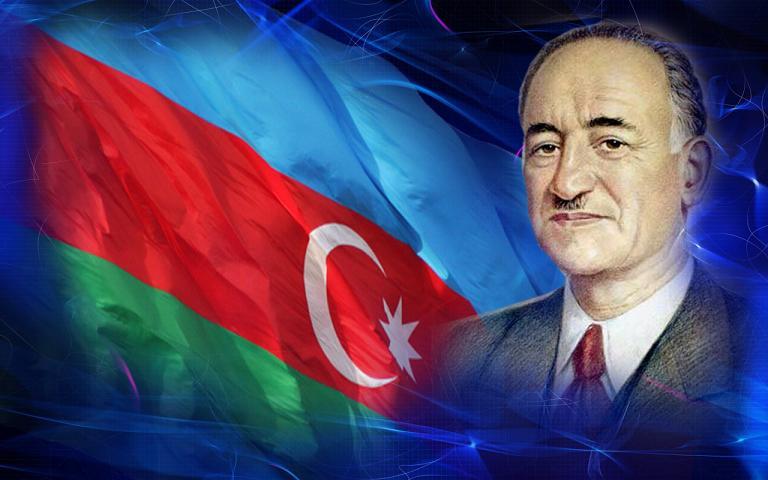 Azerbaycan Demokratik Cumhuriyetinin kurucusu Mehmed Emin Resulzade'nin doğumu tarihte bugün