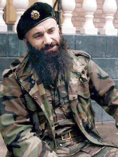 Çeçen Lider Şamil Basayev öldü