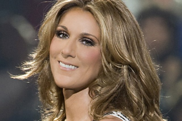 Celine Dion, Kanadalı şarkıcı