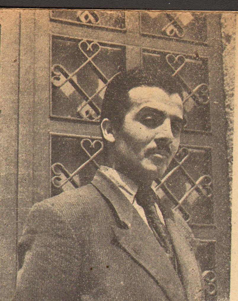 Çetin Karamanbey, yönetmen, gazeteci (ÖY-1995) tarihte bugün