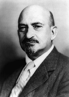 Chaim Weizmann, israilin ilk Devlet Başkanı (ÖY-1952) tarihte bugün