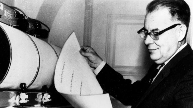 Charles Francis Richter Kimdir Ne Zaman öldü