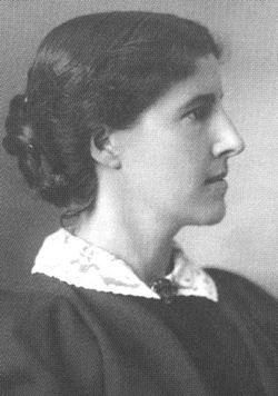 Charlotte Anna Perkins Gilman, Amerikan yazar, kadın hareketi öncüsü, teorisyen tarihte bugün