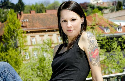 Christina Stürmer, Avusturyalı şarkıcı tarihte bugün