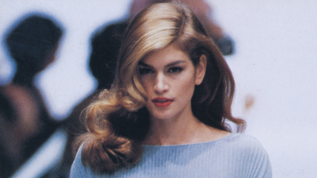 How tall is cindy crawford-2658