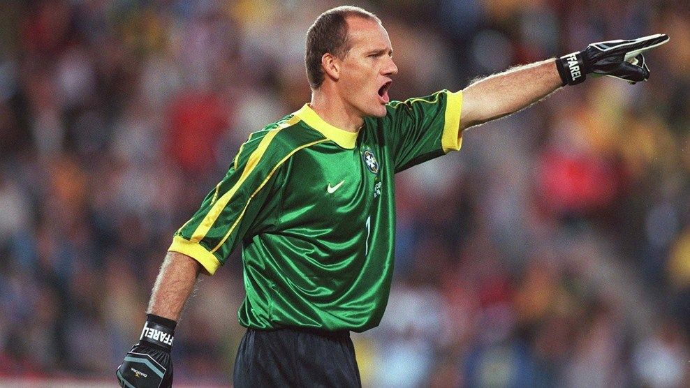 Claudio Taffarel, Brezilyalı futbolcu, antrenör tarihte bugün