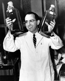 Çocuk Felci Aşısını Bulan Jonas Salk öldü