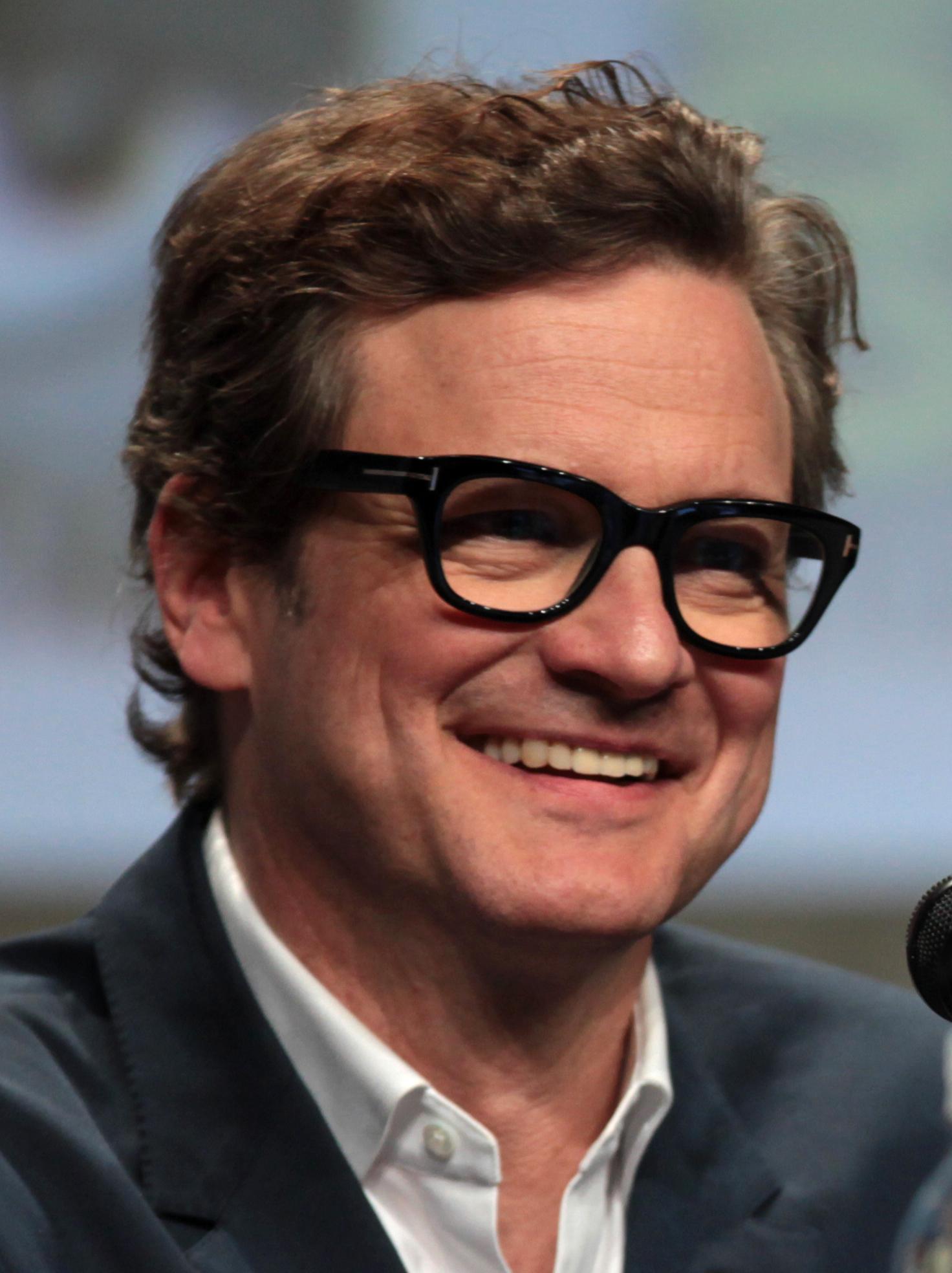 Colin Firth, ingiliz oyuncu tarihte bugün