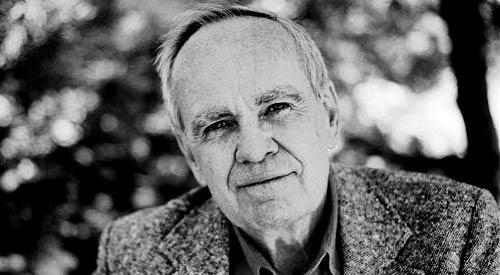Cormac McCarthy, Amerikalı yazar tarihte bugün