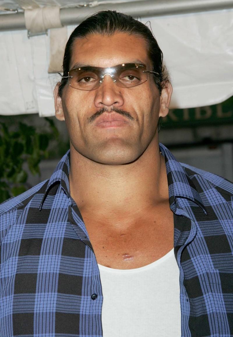 The Great Khali - Dalip Singh, Hint profesyonel güreşçi tarihte bugün