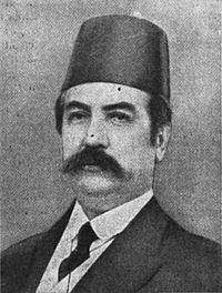 Damat Ferit Paşa, devlet adamı. Sadrazamlık yapmıştır. tarihte bugün