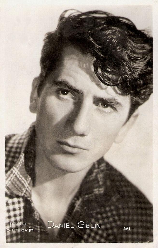 Daniel Gelin, Fransız sinema oyuncusu (DY-1921) tarihte bugün