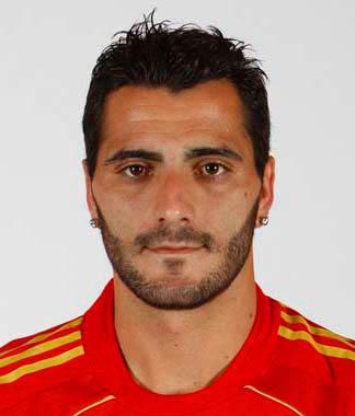 Daniel Gonzalez Güiza, ispanyol futbolcu tarihte bugün