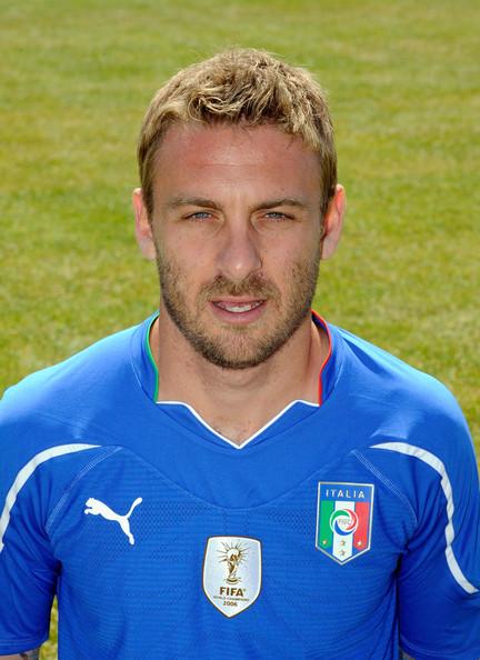 Daniele De Rossi, italyan futbolcu tarihte bugün
