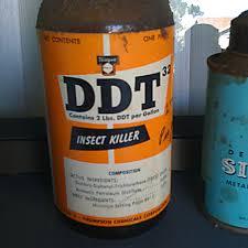 DDT Böcek öldürücü Nobeli