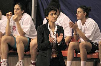 Derya Taşçı Özyer, Galatasaray eski bayan basketbolcusu, antrenör tarihte bugün