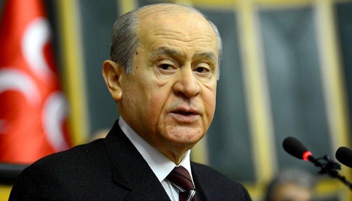 Devlet Bahçeli, siyasetçi, MHP Genel Başkanı tarihte bugün